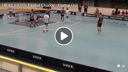 VIDEO: Chodov - Ústí 4:1